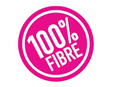 TIME home fibre - 100% fibre